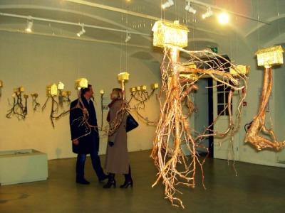Installazione di Markku Haanpaa